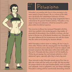 Character Bio (Peluzipha) by SYRSA