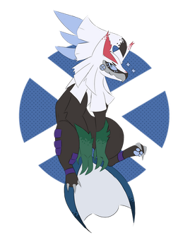 Silvally! by SnowyMaple