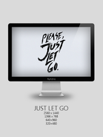 Just Let Go by fkyhdino