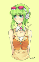 Gumi by Akashicchan