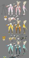 DragonNest Costume design-Academic2 by ZiyoLing