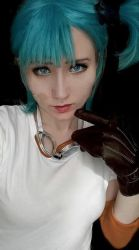 DRAGON BALL Bulma Cosplay by a4th