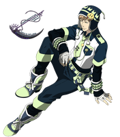 Noiz - DRAMAtical Murder - Vector by headstro