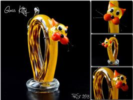 Glass Kitty by PaSt1978