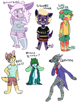 300 POINT ADOPT COLLAB!! (open) by AllyRat