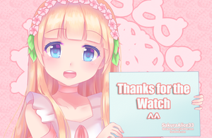 Thanks For The Watch Copy by SakuraAlice33
