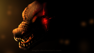 Through Hell by zagiir