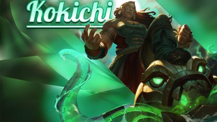 League Of Legends Illaoi Wallpaper by GlobalSupport