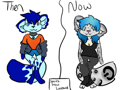 Then And Now by Sdrodeo