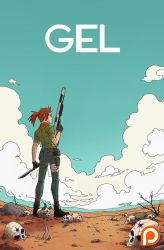 GEL #1 cover by AndrewKwan