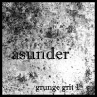 Grunge Grit 1 by AsunderStock