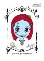 Young Sally Colored by Maiko-Girl
