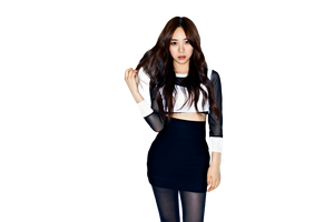 AOA (Mina) PNG by yssietwilighter