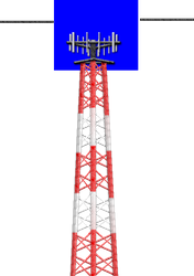 Cell Tower Stage 2 by SoulessAmazon