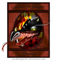 The Flight Of Dragons: Bryaugh by PocketNinja85