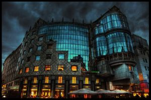 The Glass Palace HDR by ISIK5