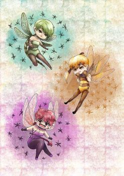 dragon-fly fairy by Rebeca-Honney
