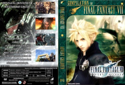 FF7 series Covers AC by Billysan291