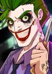 The Joker 2016 SketchCard by Future-Infinity