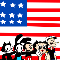Happy 4th of July 2016 by MarcosPower1996