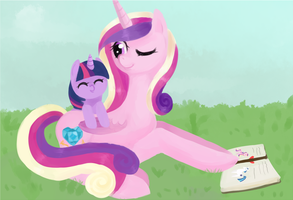 Storytime by sockl