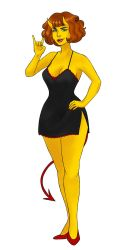Maude Flanders by Magicfrenchfry