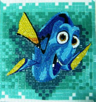 Dori - Bathroom wall part 1 by reem279