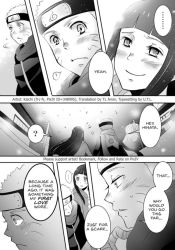 Naruhina: The Way Home In Winter Pg6 by bluedragonfan