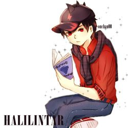 Day 1 - Halilintar  by Onchan00