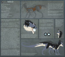 Milo Ref Sheet by Anaktes