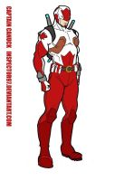 Captain Canuck by Inspector97