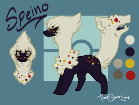 Speino Tail Talker myo by timespacelove