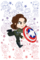Agent Carter - Know Your Value by nanook123