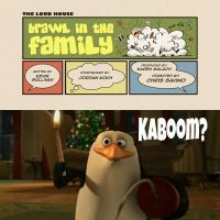 Rico wants to blow up Brawl in the Family by Wildcat1999