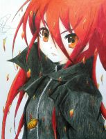 Shakugan no shana by Sty-sama