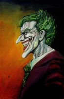 Joker profile by Gossamer1970