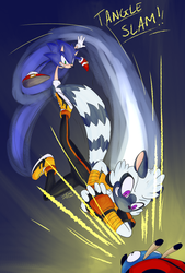 Tangle Slam! by Feniiku