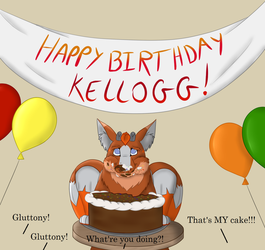 What Have you Done?!_Birthday Gift for Echance01 by SolitaryGrayWolf
