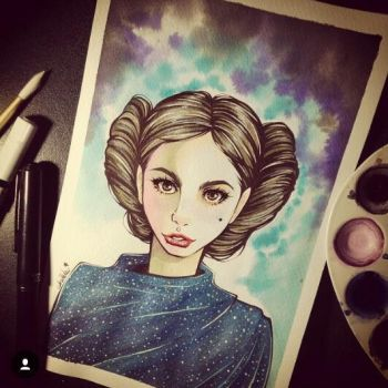 Padme by whitelee