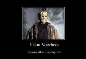 Jason Voorhees by I-Major-In-Magick