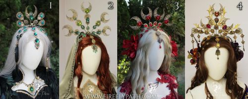 Choose your Crown by Firefly-Path