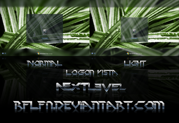 RFL NEXTLevel Logon Vista by rflfn