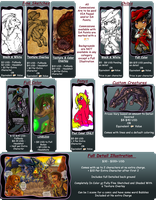 Commission Price Chart by Auffallend