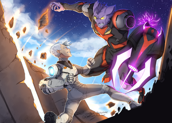 [VLD season 7 Spoilers!!!] A fight to finish by InsertSomthinAwesome