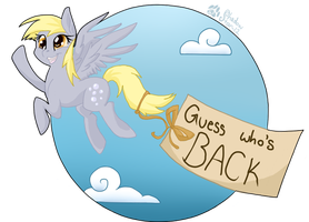 Guess Who's Back by shadowily