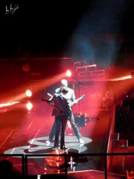 Muse - The 2nd Law Tour - 02 by eMyDeA