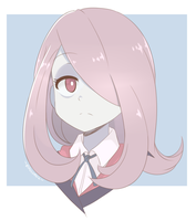Little Witch Academia - Sucy by chocomiru02
