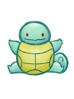 Squirtle ._. by AndrePaz