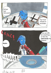 A slave...or a pet chapter 1 - page 10 by garrus368