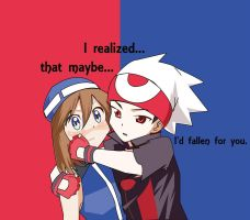 Pokemon Special: Ruby and Sapphire by Boronalloy